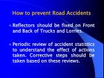 how to prevent road accidents41