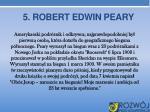5 robert edwin peary