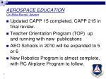 aerospace education col mike murrell advisor