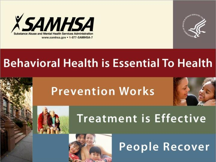 Overview of permanent supportive housing and recovery support