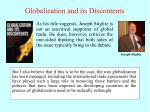 globalization and its discontents20