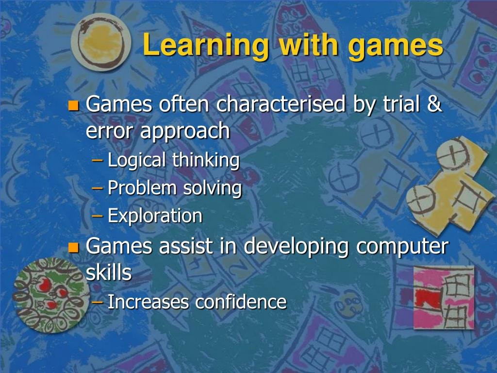 Learning with games