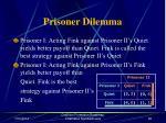 prisoner dilemma35