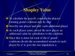shapley value82