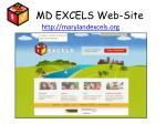 md excels web site