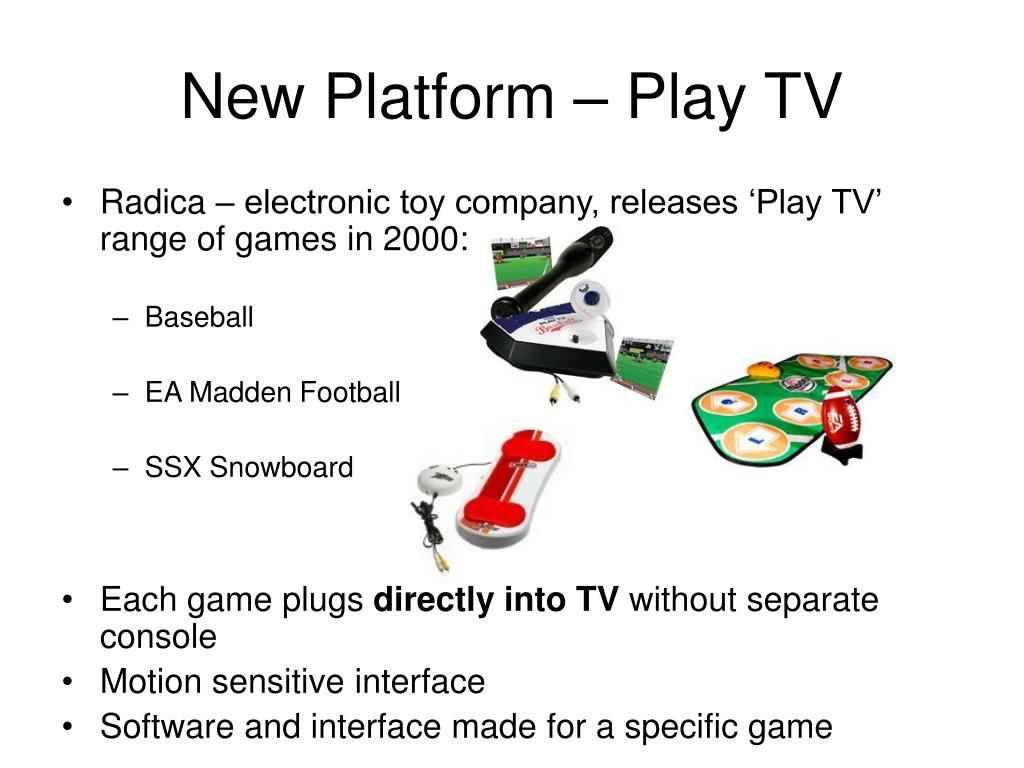 New Platform – Play TV