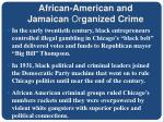 african american and jamaican or ganized crime1