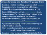 african american and jamaican or ganized crime10