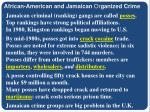african american and jamaican or ganized crime11