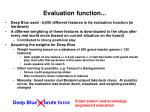evaluation function16