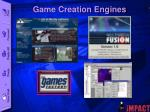 game creation engines