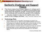 3 impact on student development17