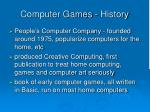 computer games history2