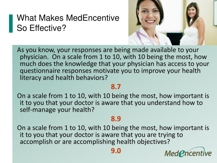 What Makes MedEncentive So Effective?