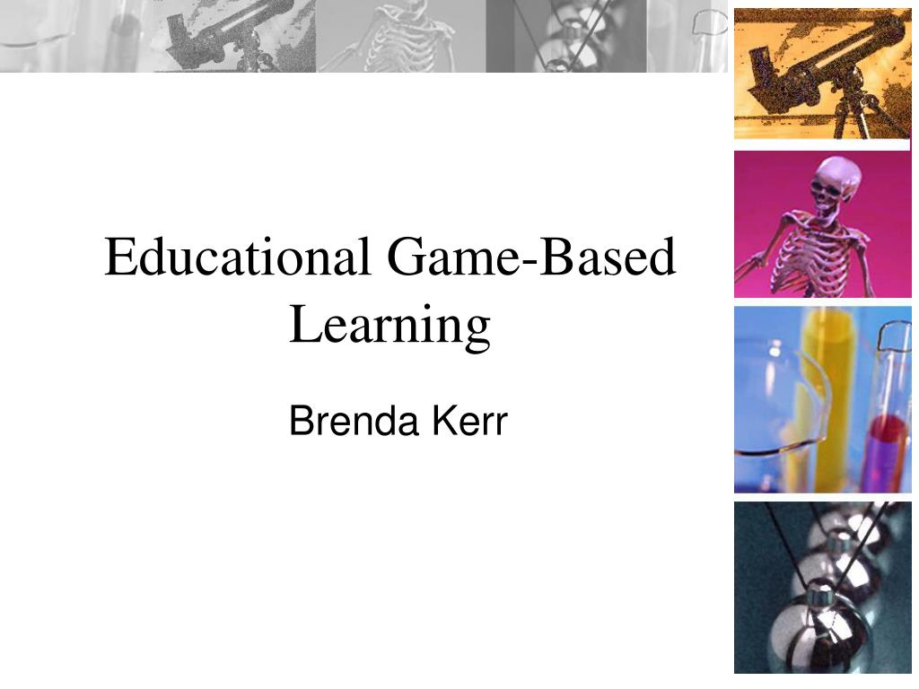 educational game based learning l.