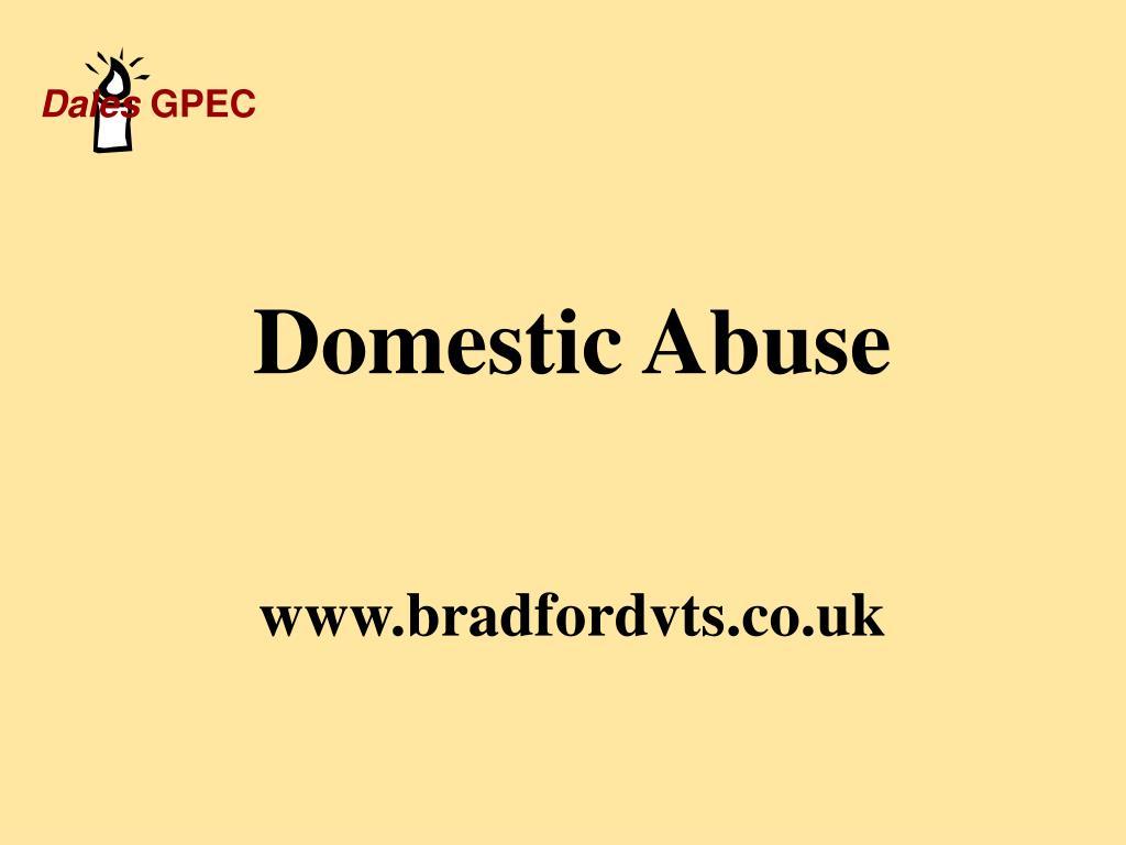 domestic abuse l.
