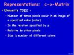 representations c o matrix36