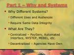 part 1 why and systems2