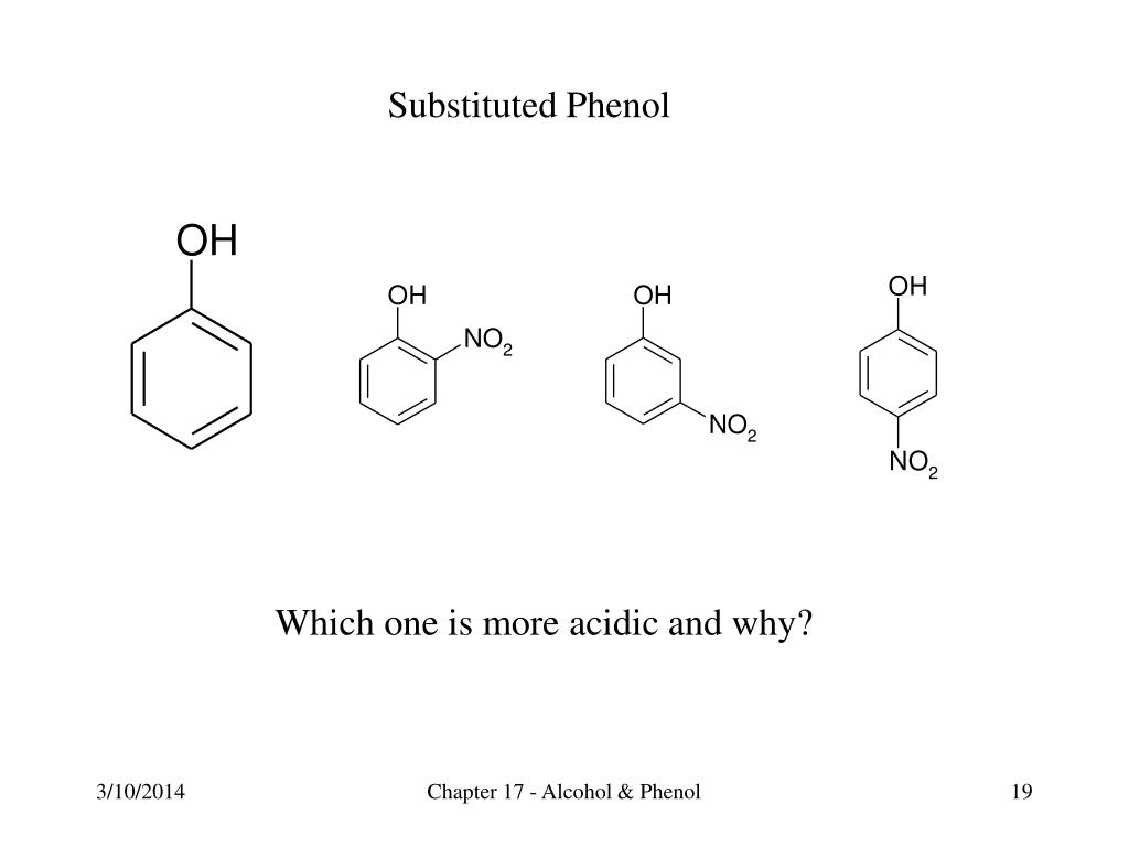Substituted Phenol