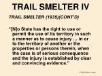 trail smelter iv