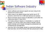 indian software industry