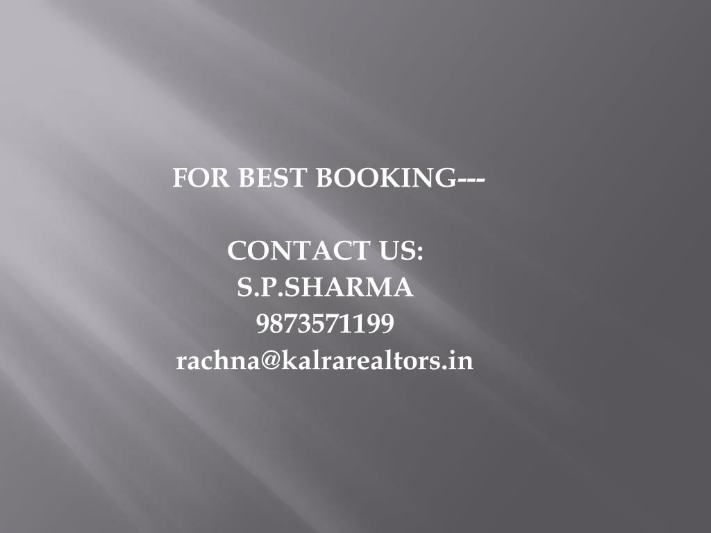 FOR BEST BOOKING---