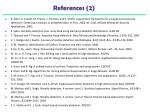 references 2