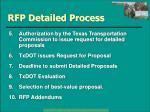 rfp detailed process14