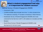 what is student engagement and why is it important for student success7
