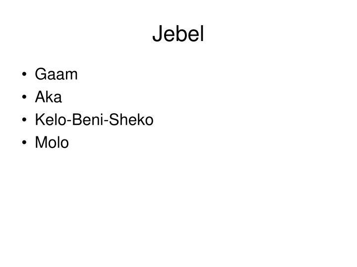 Jebel