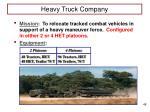 heavy truck company