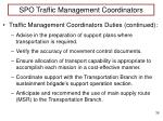 spo traffic management coordinators39