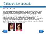 collaboration scenario1