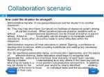 collaboration scenario2