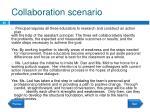 collaboration scenario3
