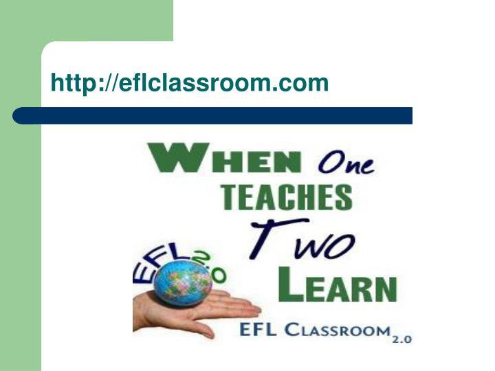 http://eflclassroom.com