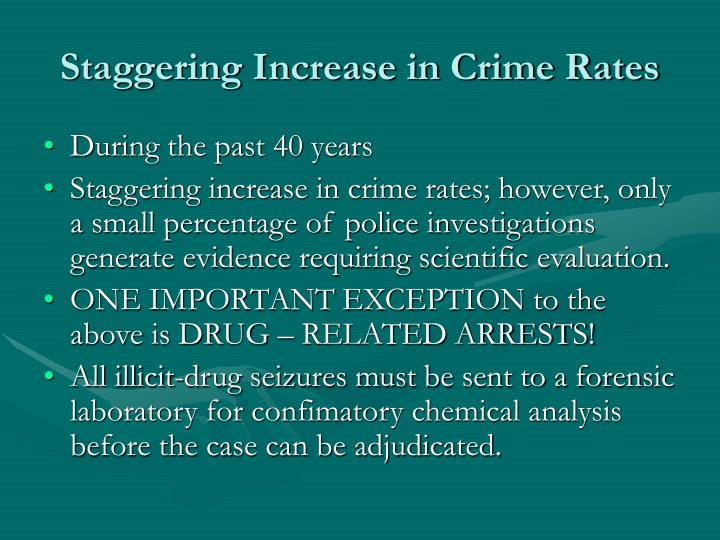 factors that influence the rise in crime rate There are many factors that can contribute to the crime rate in america--the econmony, geography and the weather all seem to play a role social scientists, politicians and law enforcement officials continually attempt to identify the factors that influence criminal activity in the hope that they can use the information to reduce crime.
