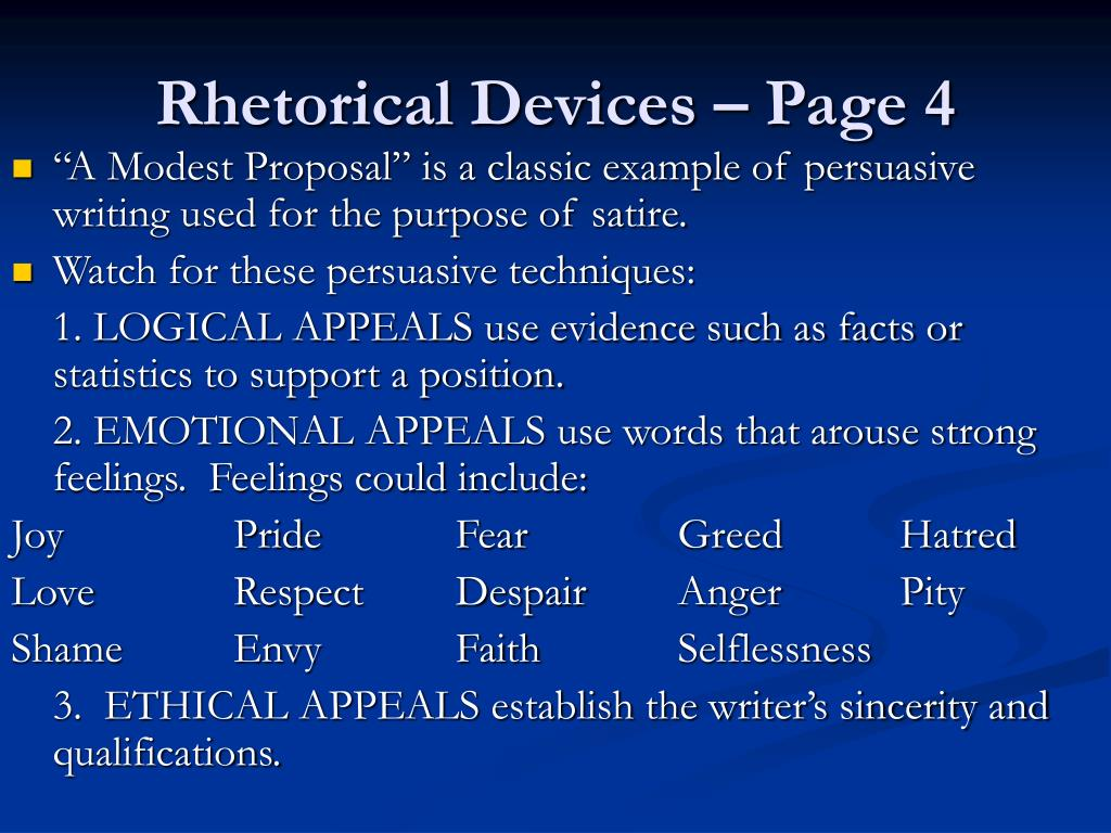 Ppt A Modest Proposal By Jonathan Swift Powerpoint Presentation