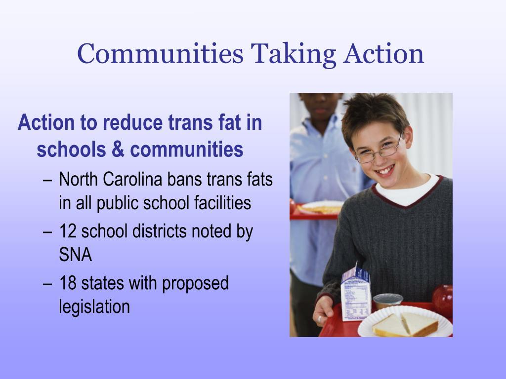 Communities Taking Action