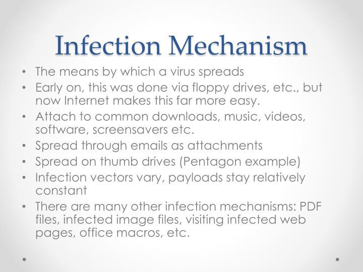Infection Mechanism
