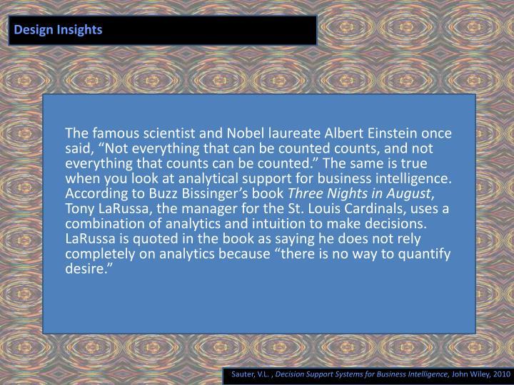 Design insights1