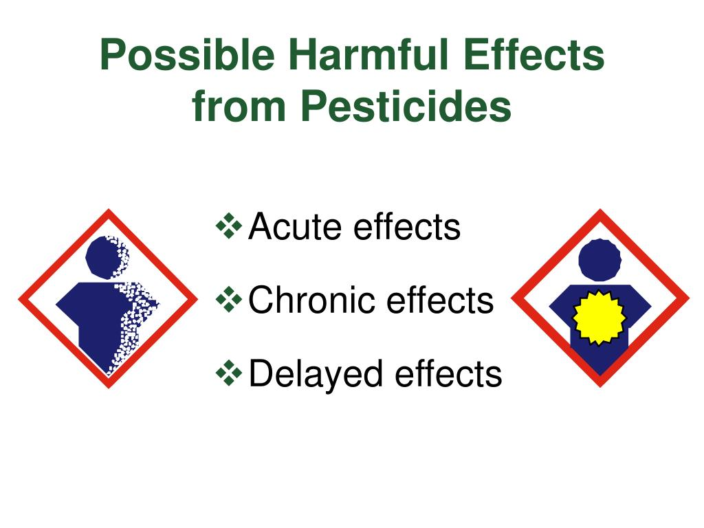 Possible Harmful Effects