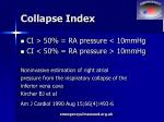 collapse index25