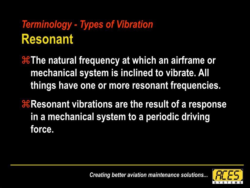 PPT - Basic Vibration Analysis PowerPoint Presentation - ID:142657