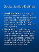 social justice defined5