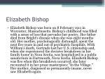 elizabeth bishop1
