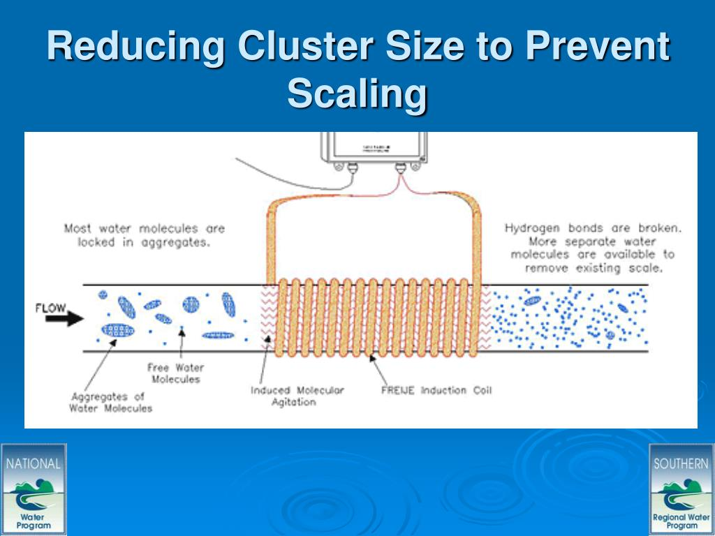 Reducing Cluster Size to Prevent Scaling