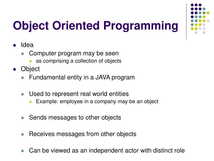 Python tutorial object-oriented programming (oop).