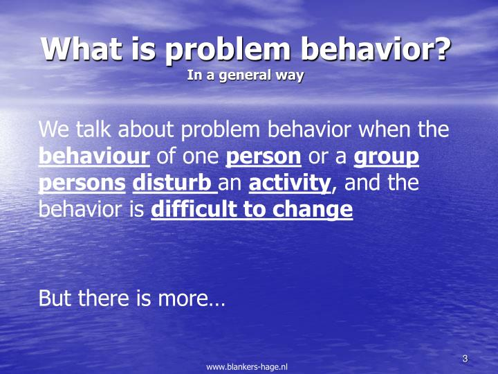 behaviour problems and who to refer to Discuss your concerns and if necessary, your doctor can refer you to a child behavior expert for an evaluation a trained mental health professional can assess your needs and develop a strategy to address the behavior problems effectively.