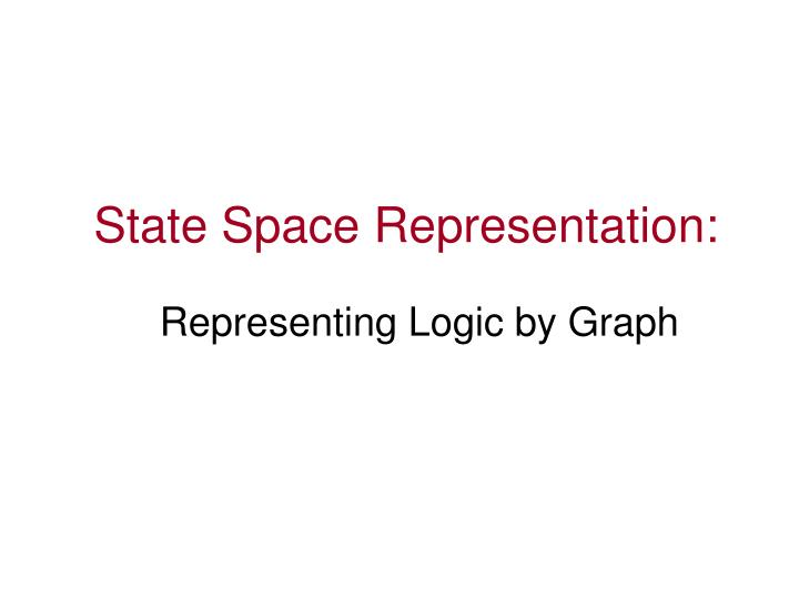 State space analysis, eign values and eign vectors.